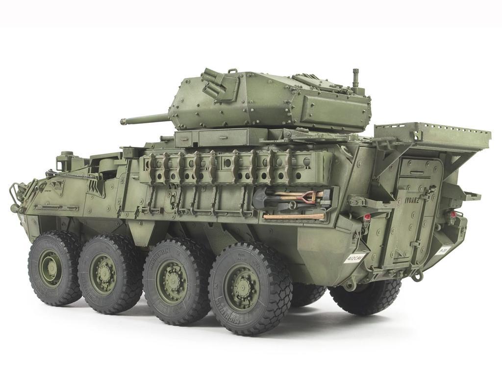 M1296 Stryker Dragoon Infantry Fighting Vehicle (Vista 3)