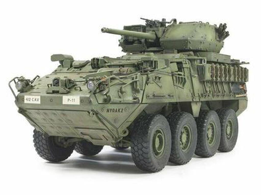 M1296 Stryker Dragoon Infantry Fighting Vehicle (Vista 4)