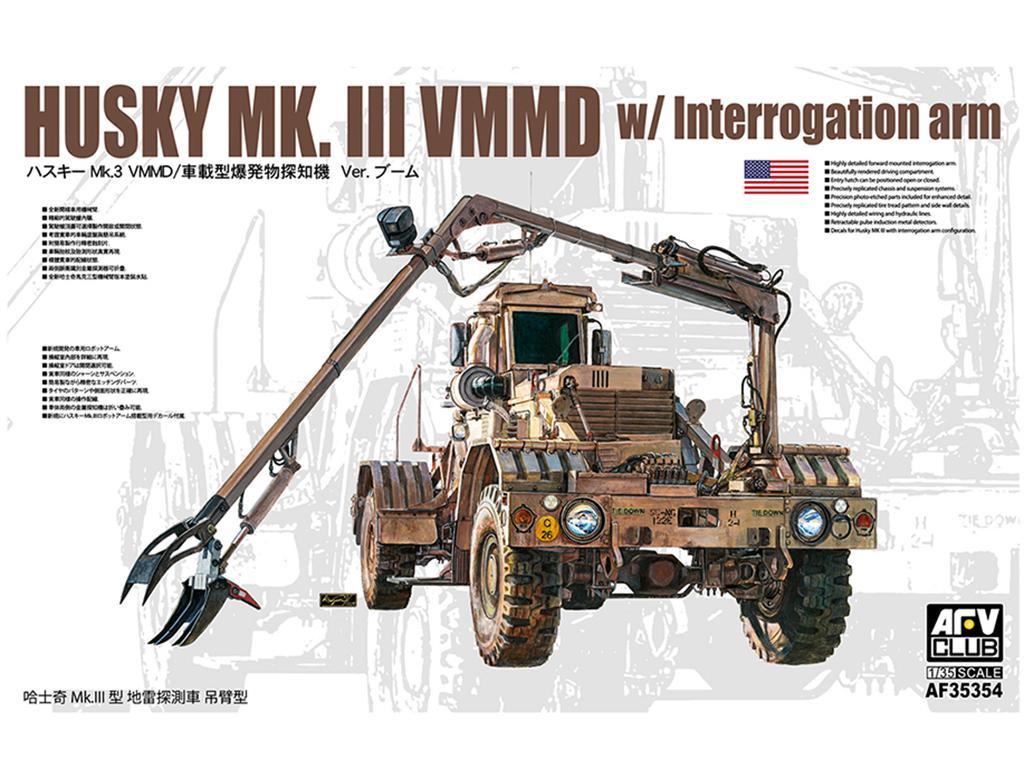 Husky Mk III VMMD w/Interrogation Arm (Vista 1)