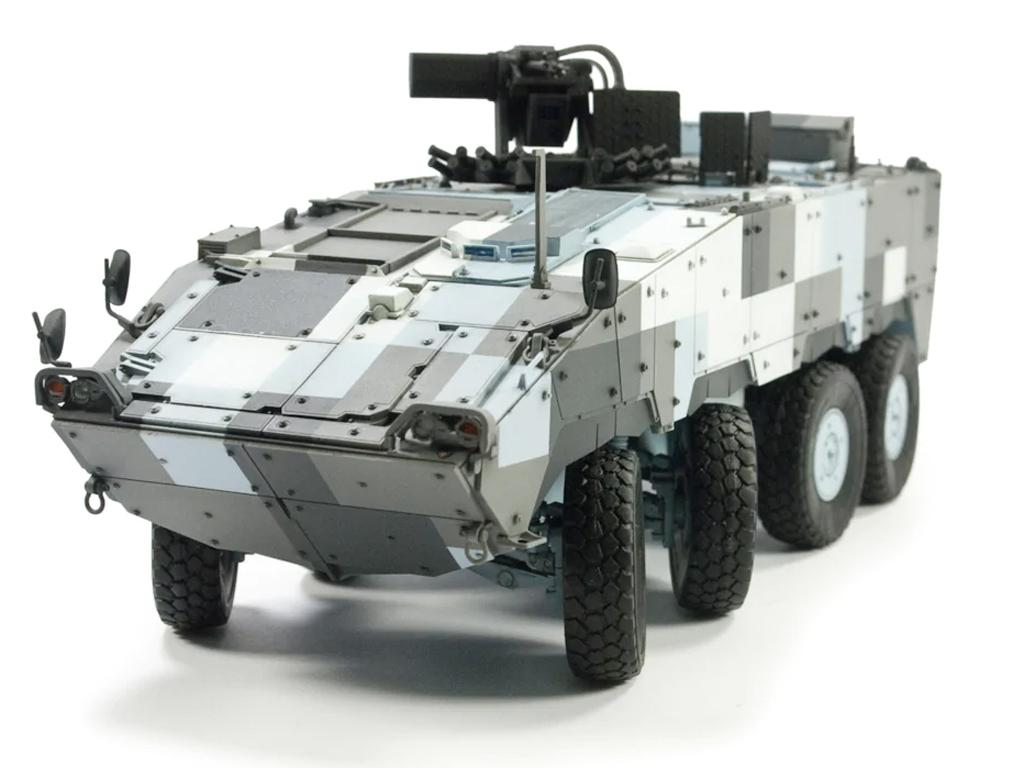 ROC TIFV CM-33 Clouded Leopard Per-serial Production (Vista 2)