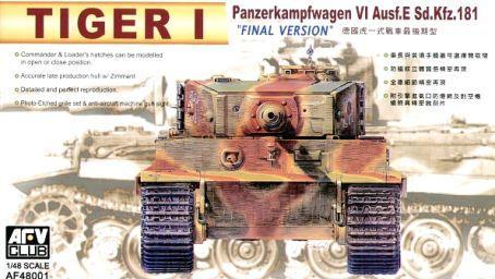 Tiger I Final Version (Vista 1)