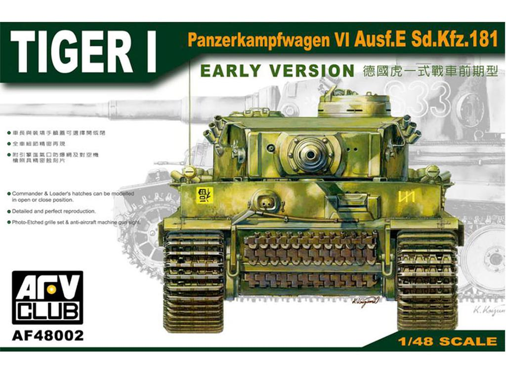Tiger I Early Version (Vista 1)