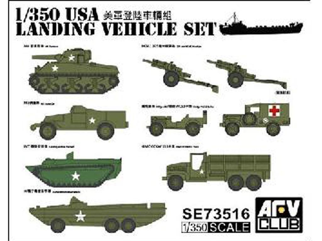 Set Vehiculos U.S. (Vista 1)