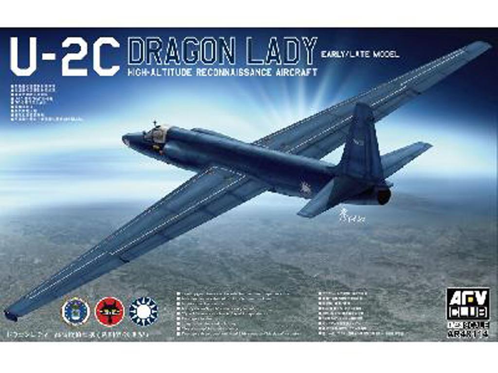 Lockheed U-2 C Dragon Lady 2019  (Vista 1)