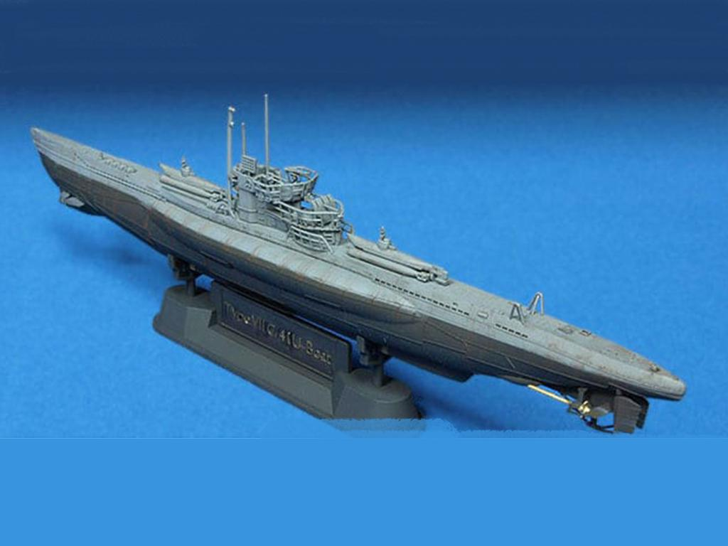 U-Boat Type VII / D  (Vista 2)