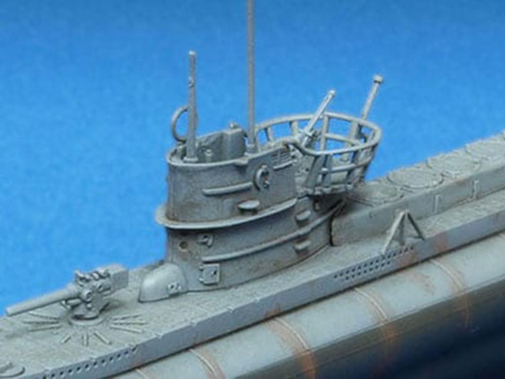 U-Boat Type VII / D  (Vista 3)