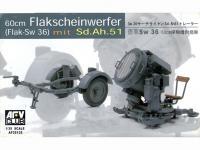 Foco Reflector de 60cm con Sd. Ah. 51 (Vista 5)