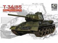 T34/85 Model 174 Factory Full Interior K (Vista 4)
