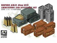 Bofors & M42 40mm Gun Ammo. & Accessorie (Vista 2)