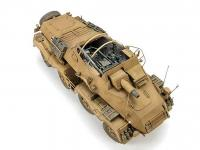 PanzerFunkwagen SD.KFZ.233 8-RAD W/7.5CM (Vista 13)
