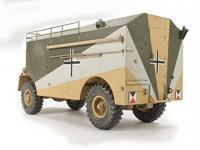 Rommel's Mammoth DAK-AEC (Vista 9)