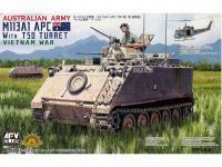 Australian army M113A113A1 w/ T50 turret (Vista 6)