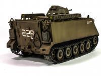 Australian army M113A113A1 w/ T50 turret (Vista 10)