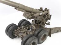 M1A1 155mm CANNON Long Tom WW 2 Version  (Vista 8)