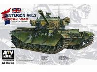 Centurion Mk.III Guerra de Corea (Vista 10)