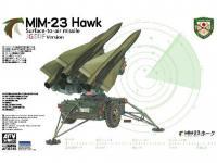 Misil tierra-aire Hawk MIM-23 (Vista 2)