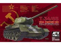 T-34/85 Model 1944 Factory No 183 (Vista 2)