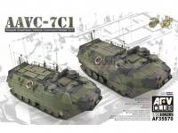 AAVC-7C1 w/resin upgrade parts (Vista 5)