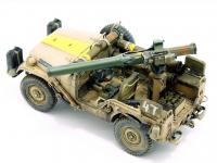 IDF 1/4 TON 4x4 M38A1/CJ05 Anti-Tank Missile Vehicle (Vista 9)