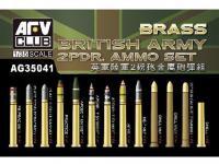 Munición 2pdr del ejército Británico (Vista 2)