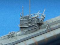 U-Boat Type VII / D  (Vista 7)