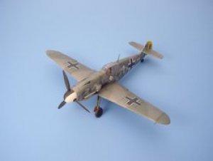 Bf 109 F-2/F-4 conversion set HASEGAWA  (Vista 1)