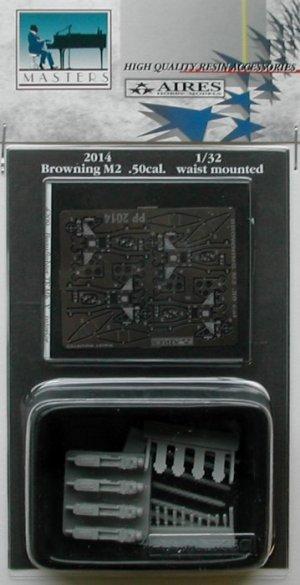 Browning M2 .5cal waist mounted  (Vista 1)