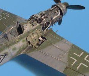 Fw 190D gun bay - Hasegawa  (Vista 1)