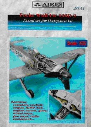 Fw 190D detail set   (Vista 1)