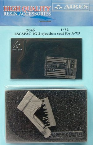 ESCAPAC 1G-2 ejection sea