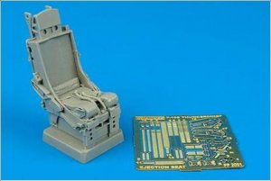 F-105 Ejection seat - TRUMPETER  (Vista 1)