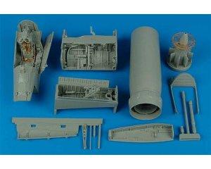 F-8J Crusader detail set   (Vista 1)