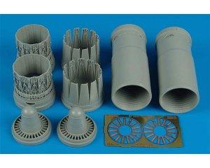 EF 2000A late exhaust nozzles  (Vista 1)