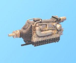 Junkers JUMO 213  (Vista 1)