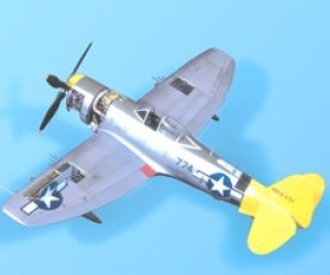 P-47N THUNDERBOLT detail set - ACADEMY  (Vista 1)