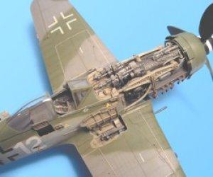 Focke-Wulf Fw 190D detail set - TAMIYA  (Vista 1)