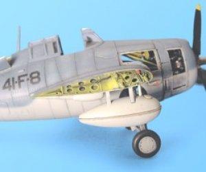 F4F WILDCAT wingfold set  (Vista 1)
