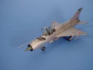 MiG-21MF detail set - ACADEMY  (Vista 1)