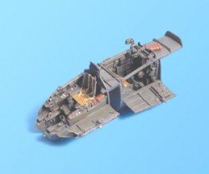 Messerschmitt Me 410 cockpit set - REVEL  (Vista 1)