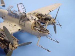Messerschmitt Bf 110G-4 gun bay   (Vista 1)