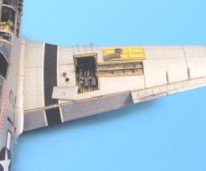 P-51 MUSTANG gun bay - TAMIYA  (Vista 1)