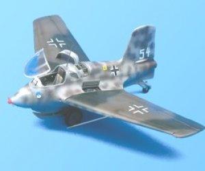 Messerschmitt Me 163B COMET detail set -  (Vista 1)