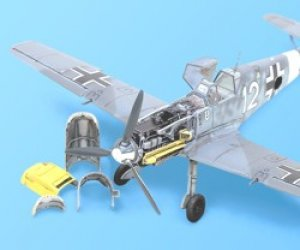 Messerschmitt Bf 109E-4 detail set - TAM