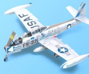 F-84G THUNDERJET detail set - TAMIYA  (Vista 1)