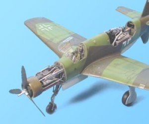 Dornier Do 335 PFEIL detail set - TAMIYA