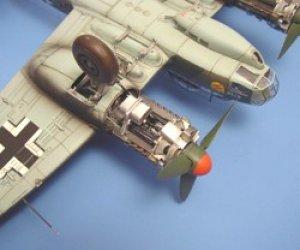 Junkers Ju 88A-4 detail set  (Vista 1)