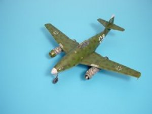 Me 262A SCHWALBE engine set - TAMIYA