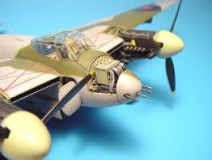 Mosquito FB Mk.VI gun bay - TAMIYA  (Vista 1)