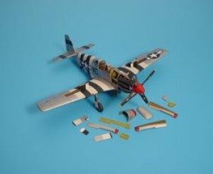 P-51B/C Mustang detail set - Tamiya  (Vista 1)