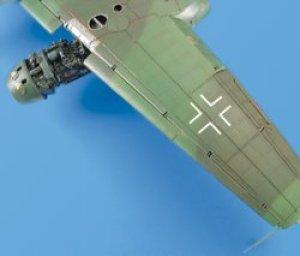 Me 262 slots – Tamiya  (Vista 1)